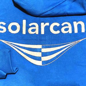 Official Zip Up Solarcan Hoodie